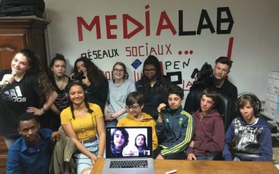 French MediaLab group